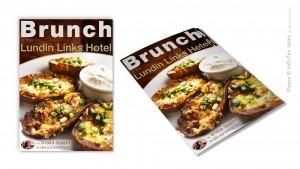 'Brunch' Print Media Advert.