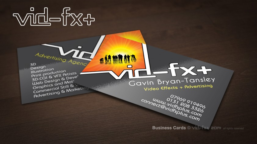 Your Business card is one of your most important adverts