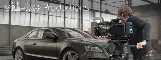Vid-FX+ Video Productions banner image