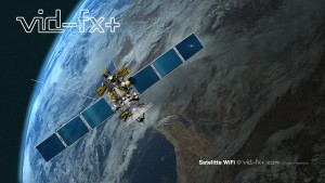 3D-CGI Satellite WiFi
