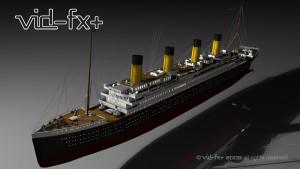 3D-CGI RMS Titanic - Documentary