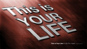 3D-CGI tThis Is Your Life - TV