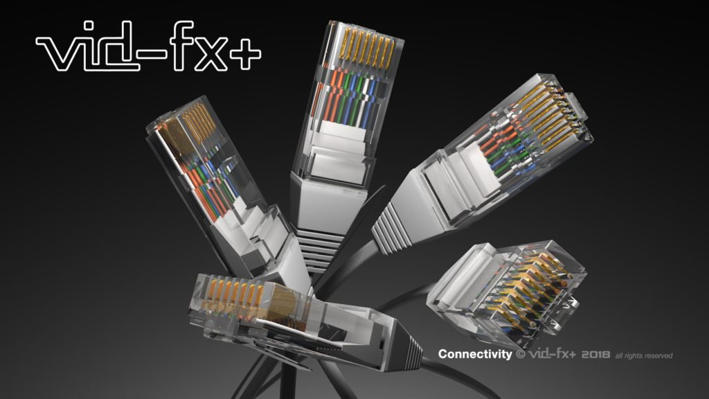 Vid-FX+ Connectivity