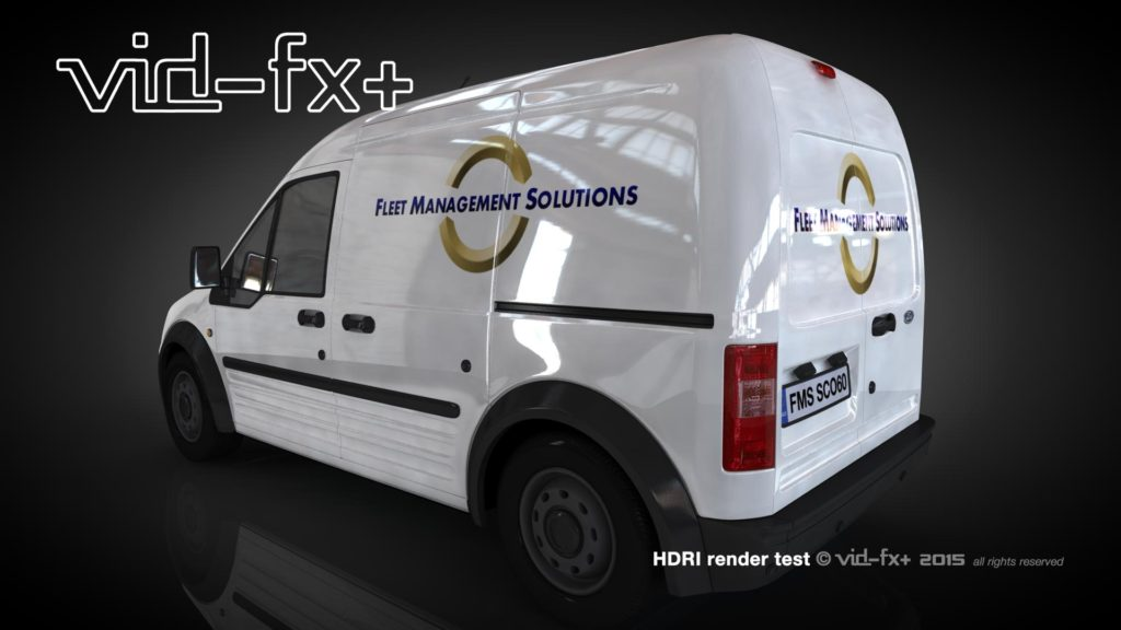 Advertising is everywhere!Fleet Management Solutions